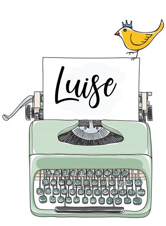 Raccontami - Luise: parole e racconti di una Ghostwriter