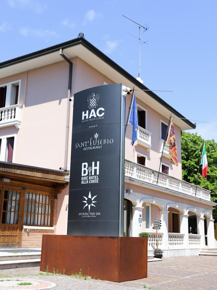 Experience - Bassano del Grappa - Hotel alla Corte