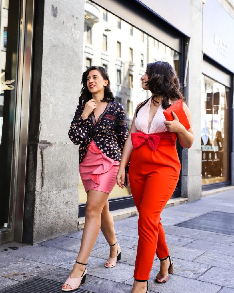 Morina Fashion Week Settembre 2019 - Gina e Paola