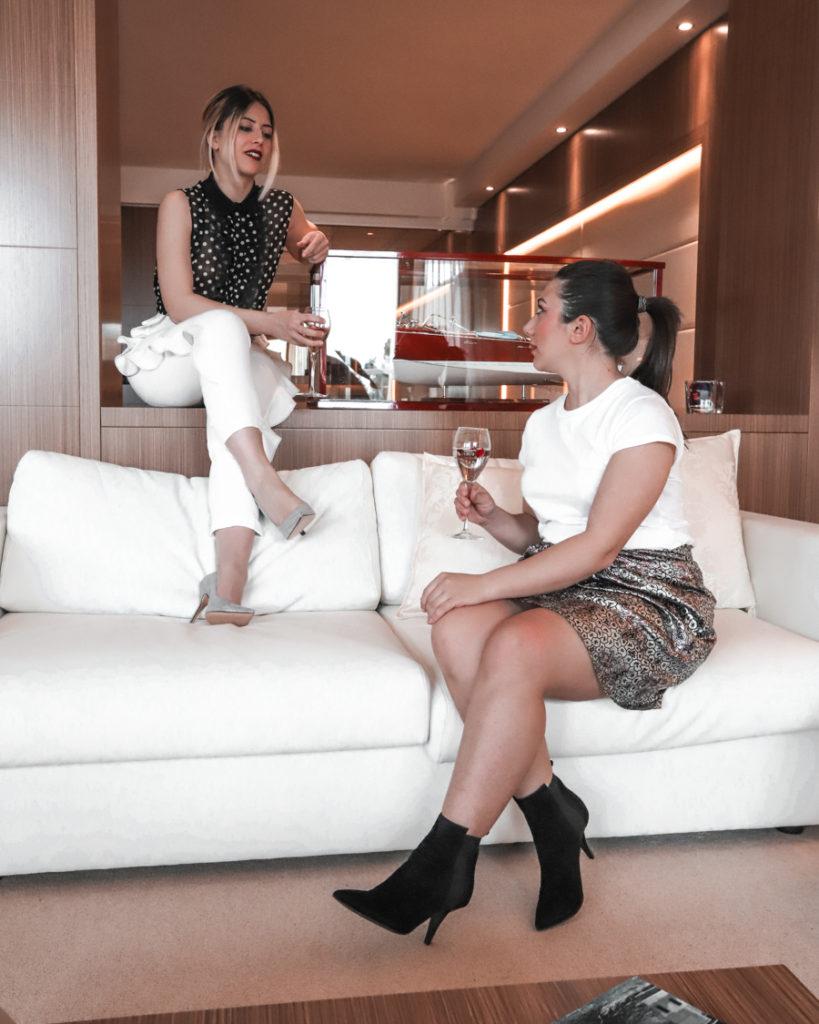 Sarnico - Gina e Paola