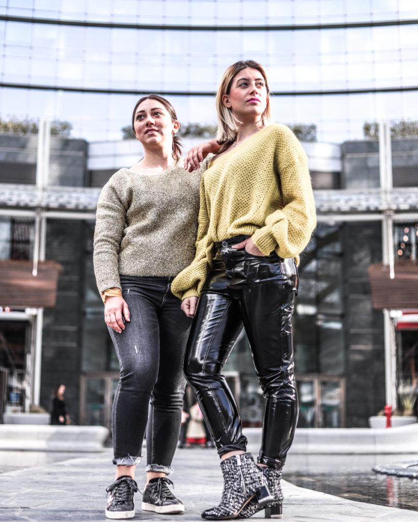 Morina Fashion Week 2019 - Gina e Paola
